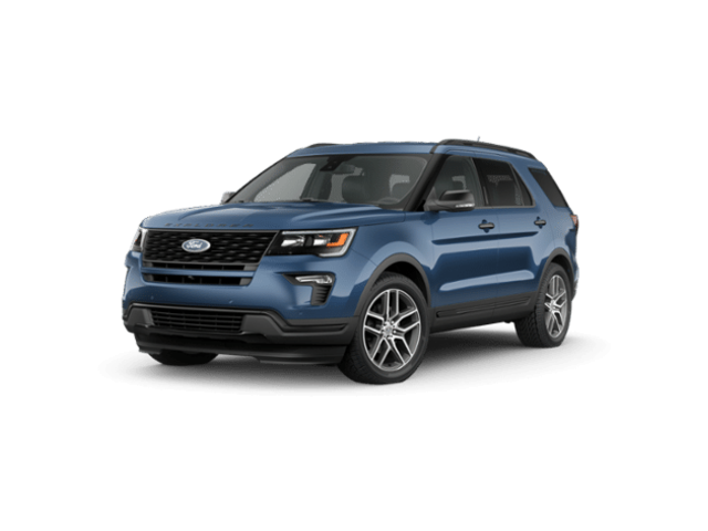 2019 Ford Explorer Sport SUV For Sale Near Manchester, NH